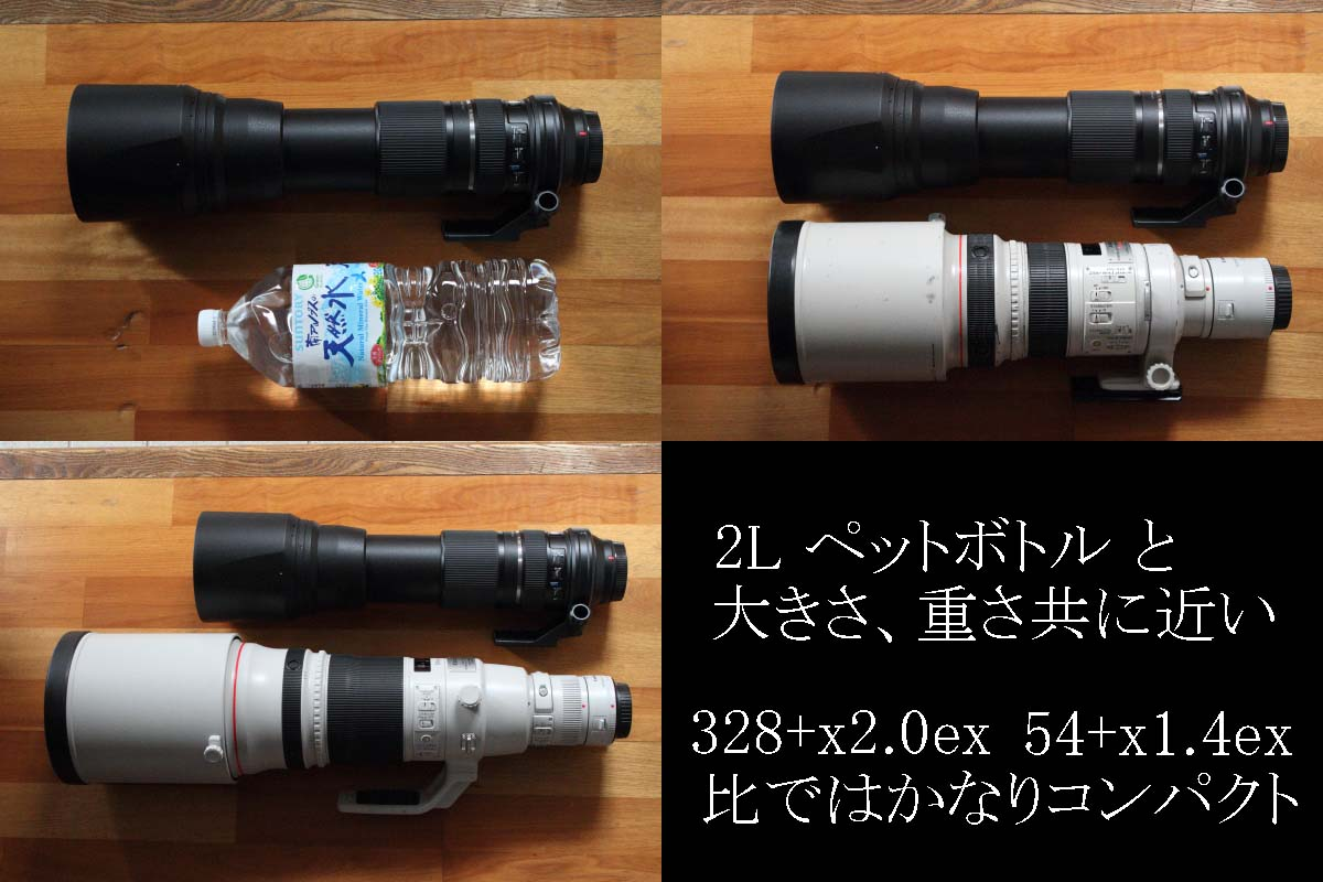 タムロン SP 150-600mm F5-6.3 Di VC USD